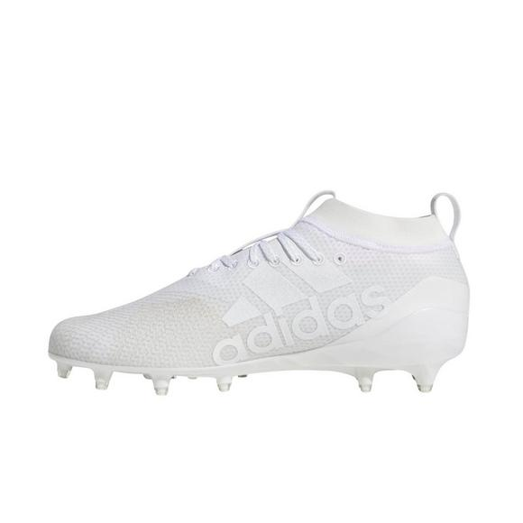 Mens White Adidas Football Cleats Off 57 Willsfuneralservice Com