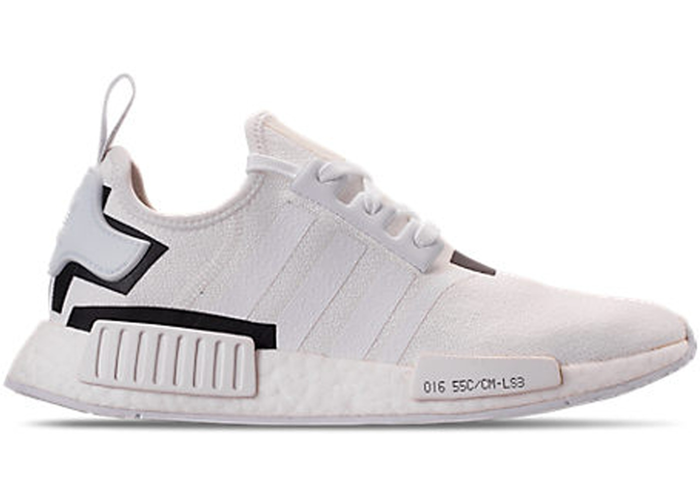 adidas nmd in white